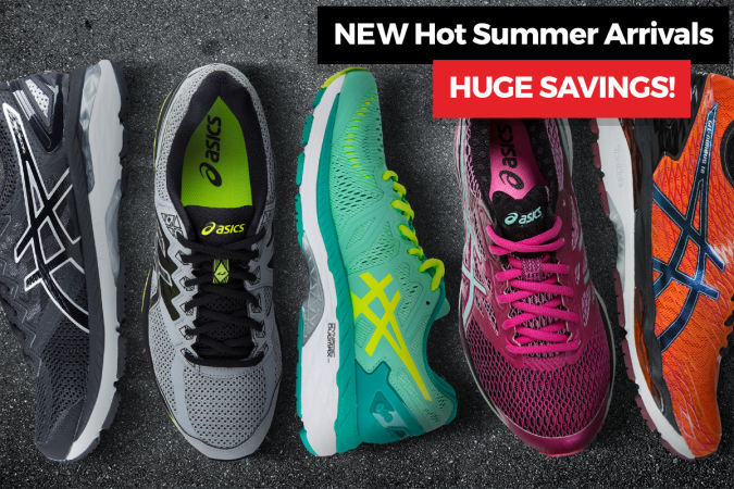 NEW ASICS Footwear – HUGE Savings   Cleaning & Laundry SPECIALS – Get Ready For Xmas