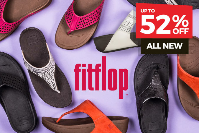 Up to 52% OFF FitFlop Sandals – Amazing NEW Styles Added!