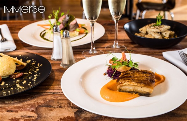 2-Course Yarra Valley Lunch with Wine