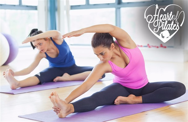 10 Pilates Classes For $15 / WIN $1,000 Scoopon Credit