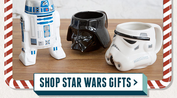 Star Wars gifts have never been so exclusive!