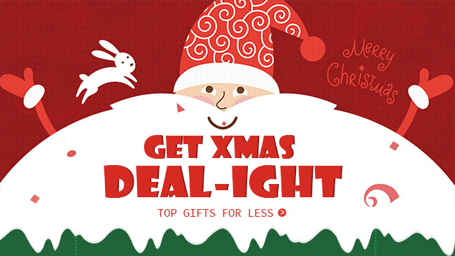 NO Xmas Miracles Here – Just Amazing Deals on Gifts