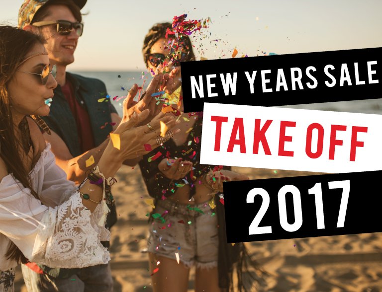Take off in 2017 with our New Years Day Sale: Fly to Auckland fr. $374*   Paris fr. $940*   Bangkok fr. $654