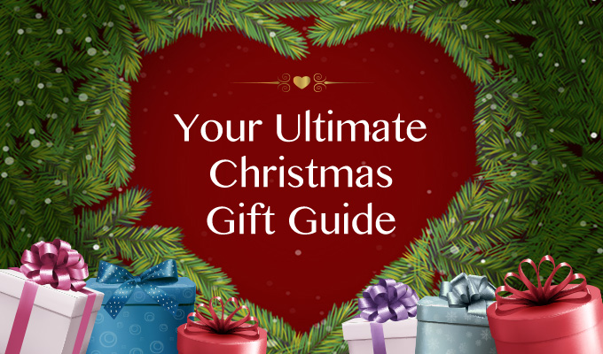 Your Ultimate Christmas Gift Guide Up to 70% Off