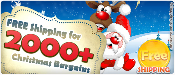 2000+ Christmas Bargains with FREE Shipping
