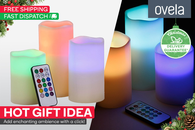 Gifts That Soothe the Soul – Candles, Massagers & More!