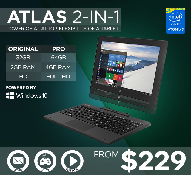 Must-Have Tech Gifts – Notebooks, Tablets, Monitors & More!