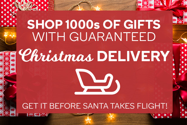 1000s of Christmas Gifts with Fast Dispatch!