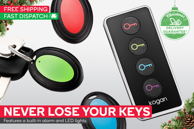 Practical Gift Ideas – Key Finders, NEW Pocket Tools & More!