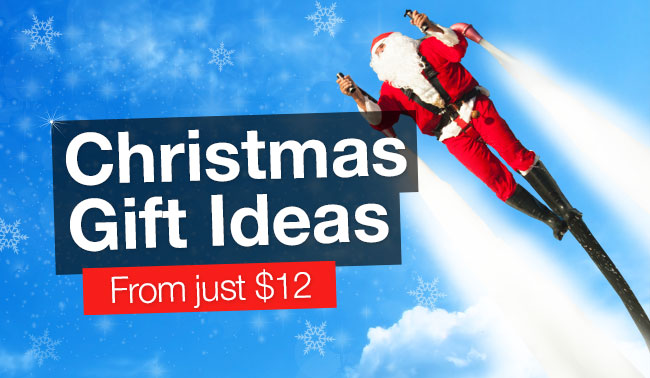 Christmas Gifts from $12!