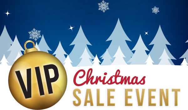 You're Invited to the VIP Christmas Sale Event This Thursday