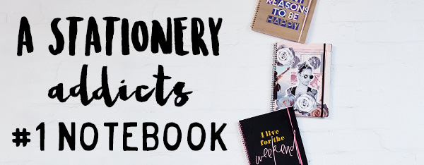 Are you a #stationeryaddict?