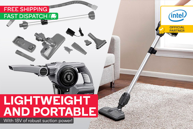New Year Cleaning Sale! Vacuums, Steam Cleaners, Finish & More!