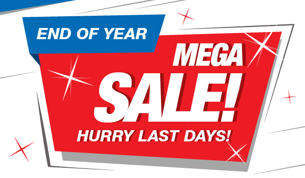 Hurry, Last Days – The VIDEOPRO End Of Year Sale Ends Tuesday