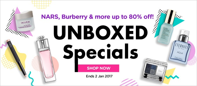 Last. Chance. Unboxed Specials Up to 80% Off are Selling Out Fast!