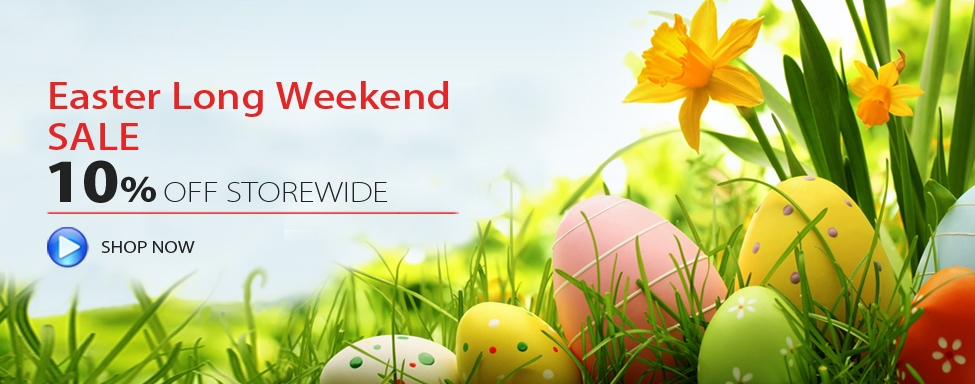 Happy Easter – Enjoy 10% Off Sitewide on Shopping Square