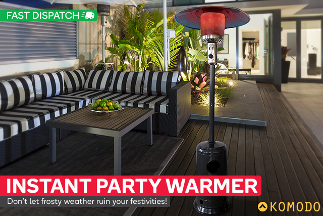 Up to 38% OFF Outdoor Entertaining! $159
