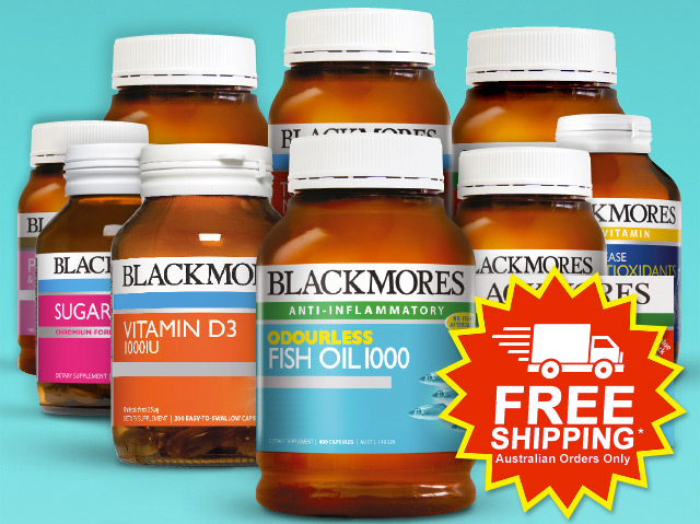Blackmores Glucosamine Sulfate 1500mg One-A-Day 180 Tablets $29.99
