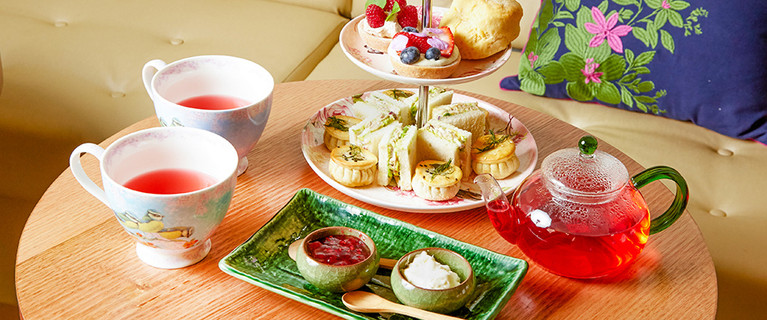 High Tea Experience – Just $21 for Two People, or $39 for Four (Valued Up To $107.20)