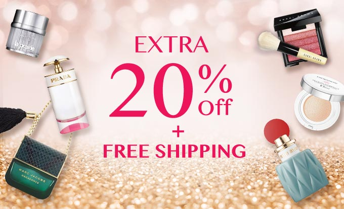 Extra 20% Off Ends Tomorrow!