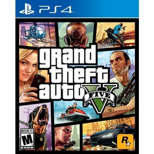 Grand Theft Auto V – $29.99 ($23.99 with GCU) – PS4/Xbox One