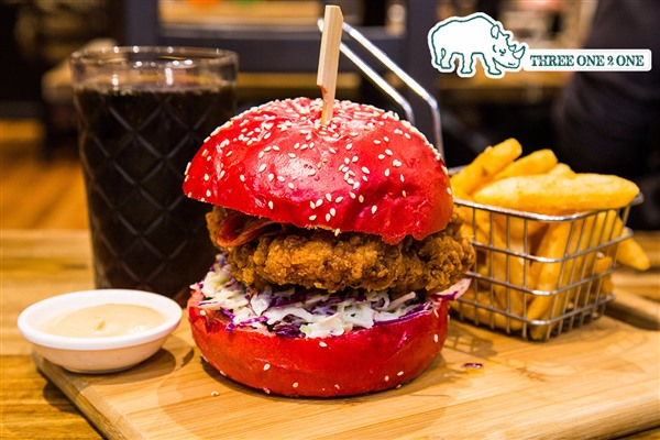 $12 Burger Meal Deal in Richmond
