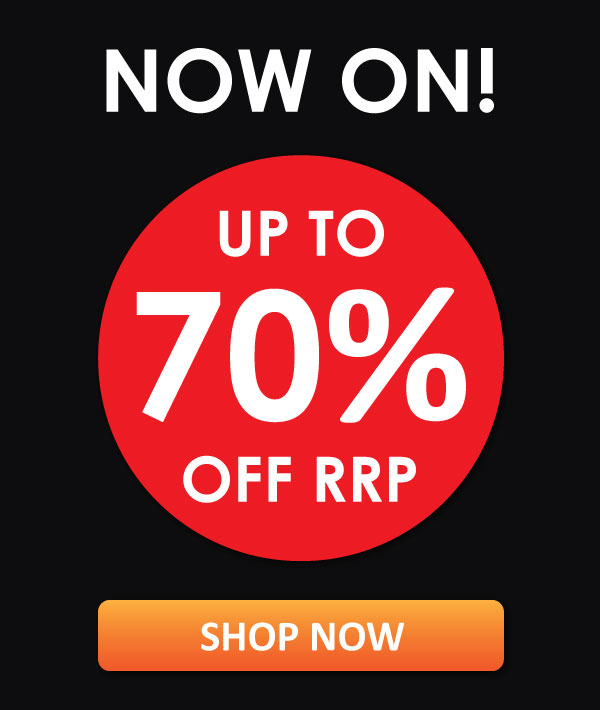 Stock Take Clearance Further Discounts