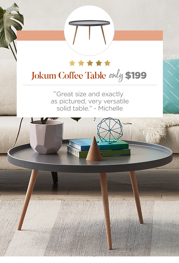 Simply tray tables coupons