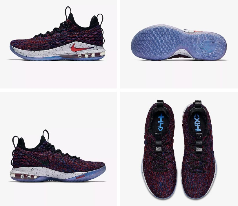 1134eef9a620 LeBron 15 Low Supernova  220 - Deals and Coupons - Best Bargains