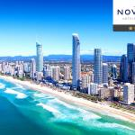 53b2010ea4dc Gold Coast  5 Nights at Novotel Surfers Paradise Including Flights For Two   1